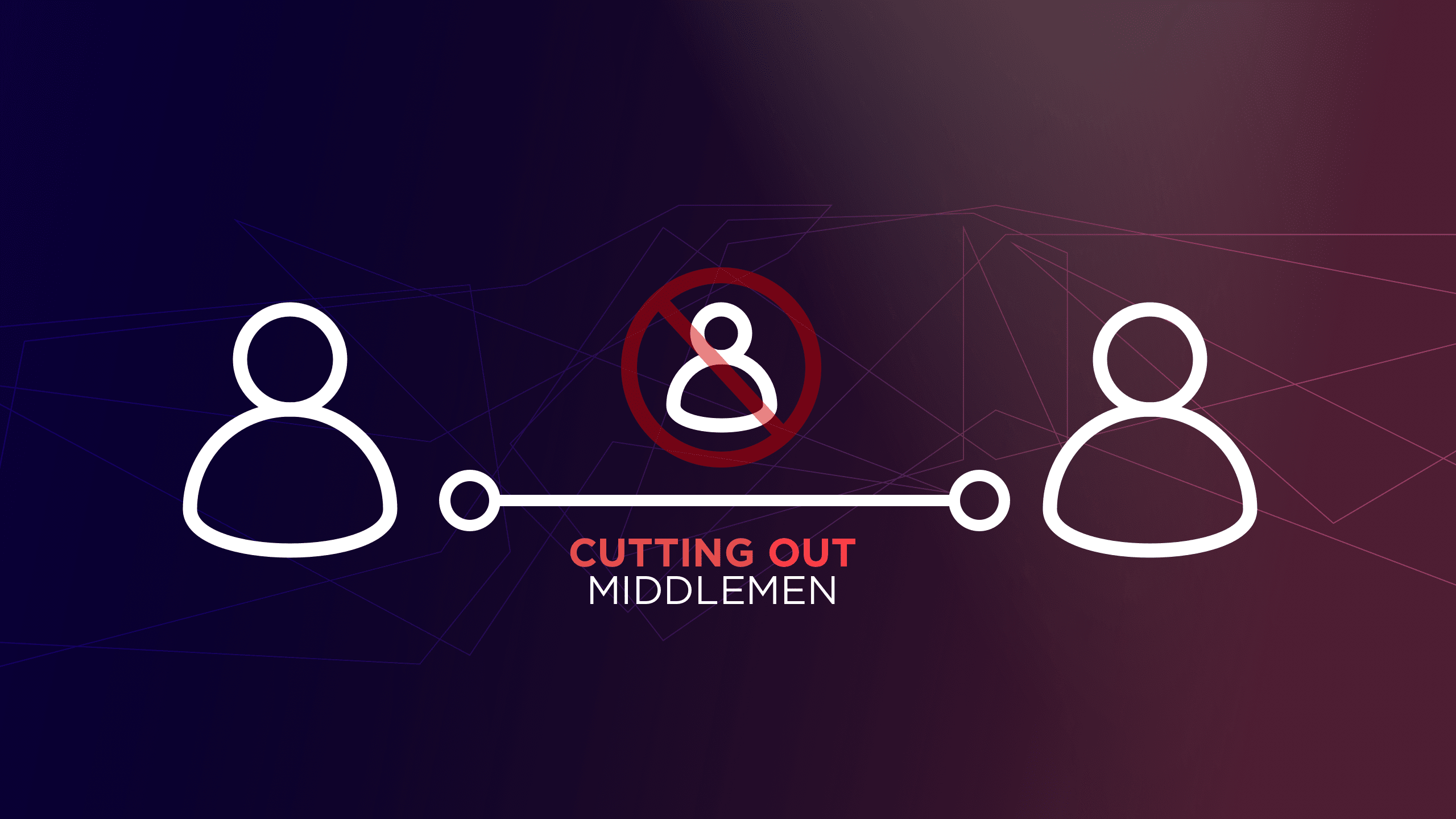 Increasing margins by cutting out middlemen